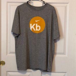 Men's XL Kobe Bryant Graphic Dri-Fit Tee